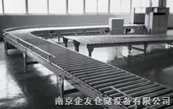 滚道输送线、滚筒输送线-滚道输送线、滚筒输送线