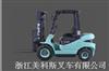 内燃平衡重叉车