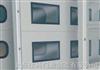 全透明铝制滑升门SS800