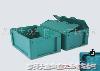 DSW6040/22 第三代欧洲标准可堆式物流周转箱